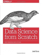 《Data Science from Scratch》mobi电子书下载