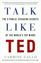 《Talk Like TED》mobi 电子书下载
