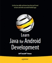 《Learn Java for Android Development》电子书分享